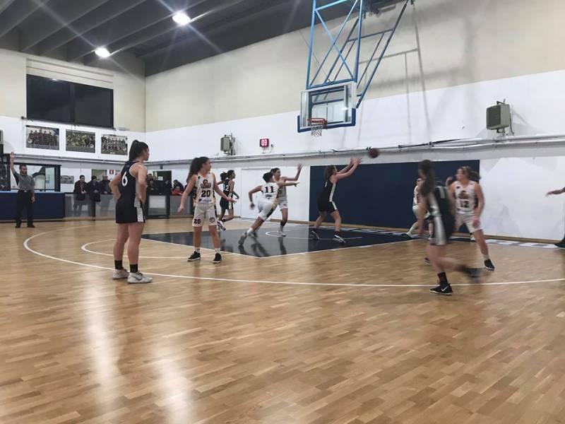 Elite vincente contro Basket Roma
