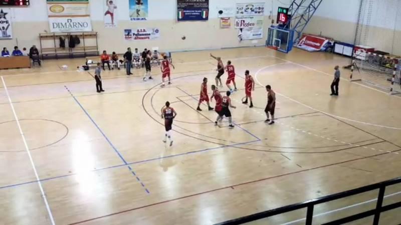 All Star Basket Francavilla sconfitta ad Altamura