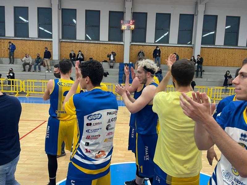 Fiorenzuola Bees, sono 2 punti fondamentali contro Green Basket Palermo: la corsa salvezza continua