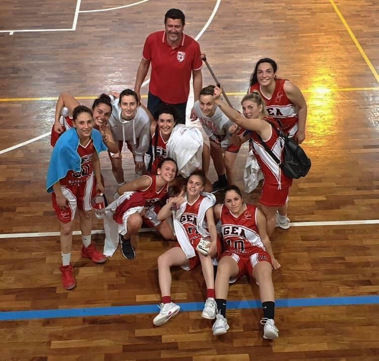 Gea riscrive la storia della pallacanestro rosa a Grosseto:giocherà la finale per la promozione in