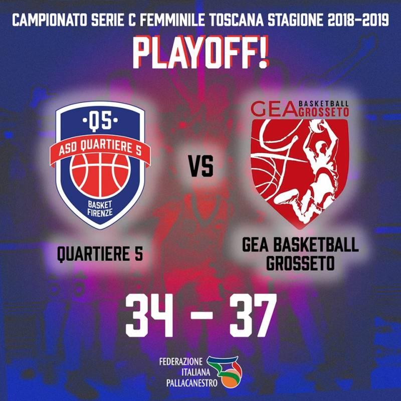 Termina in semifinale la stagione del Quartiere 5 Firenze