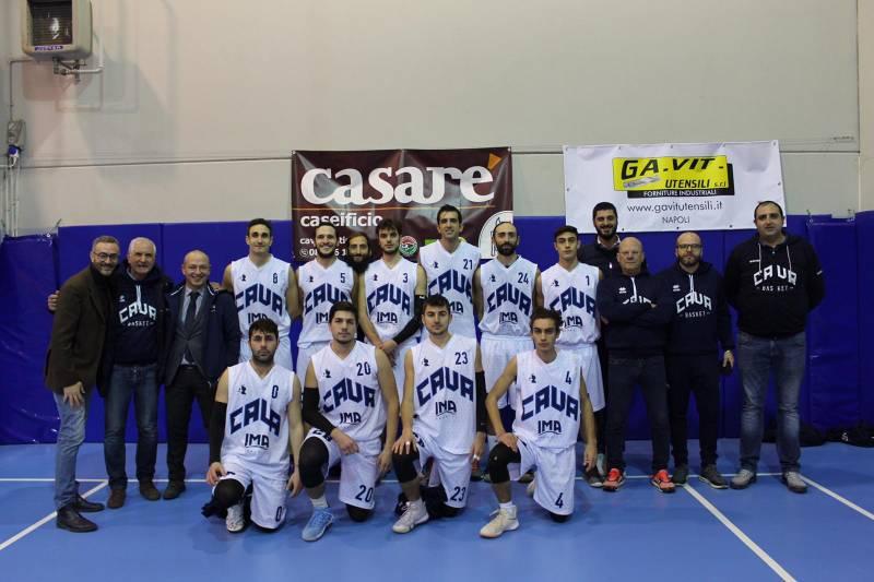 Il Cava Basket dice addio al sogno C Gold. Resta la soddisfazione per una stagione esaltante