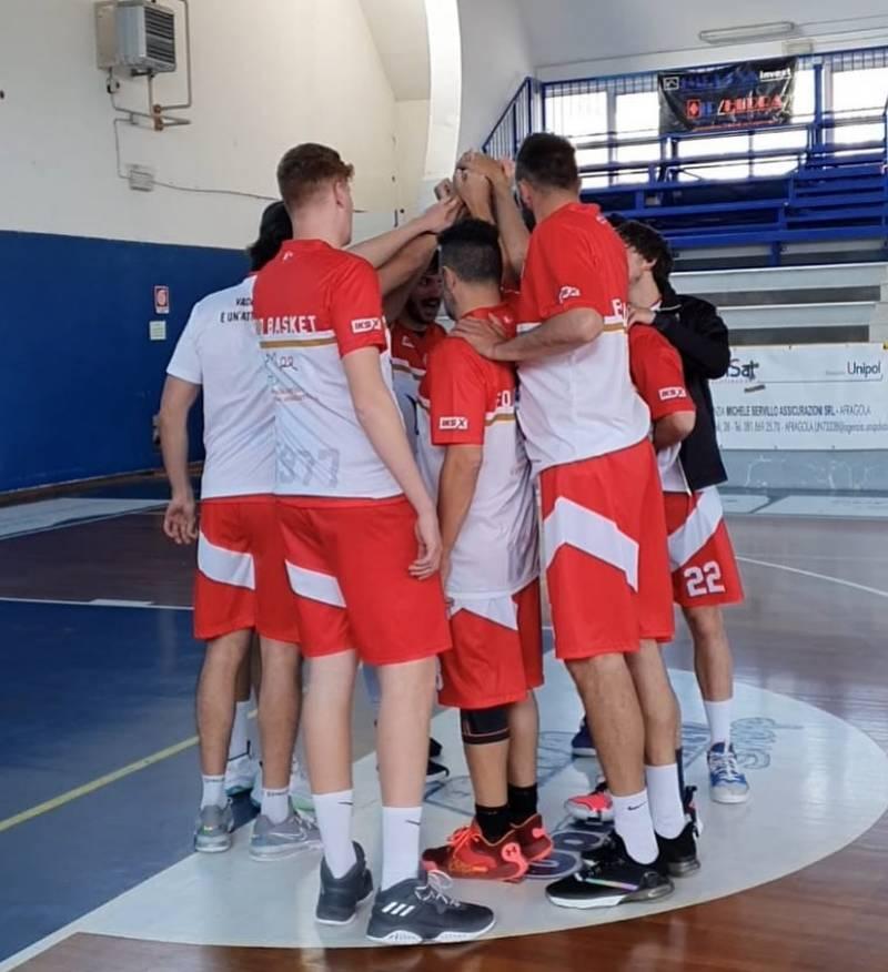 6 su 6 per Pietratorcia Forio Basket, vittoria per 80-64 contro New Basket Caserta