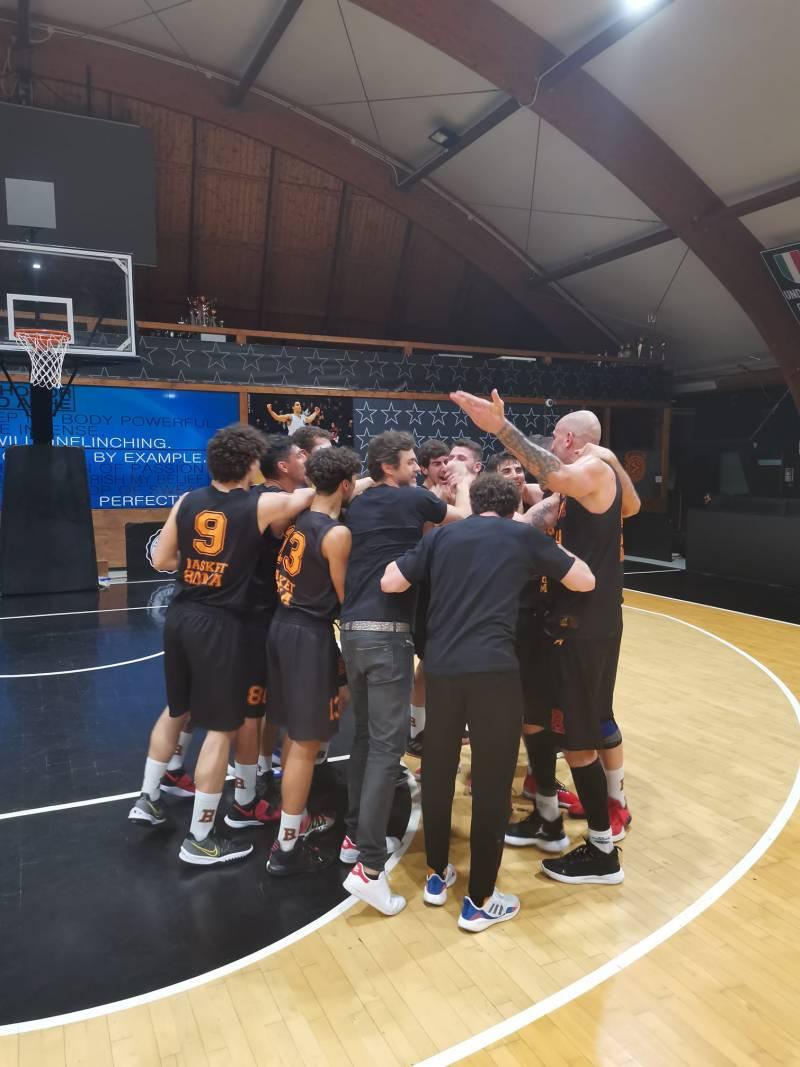 Basket Roma espugna il campo della capolista con una bomba di tabella di Di Bello a 4