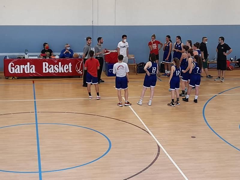 "Serata ""no"" per Garda Basket contro Motta"