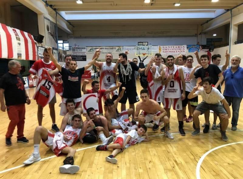 Gea Grosseto e Lotar Campi Bisenzio si giocano la serie C domenica h18 al Palasport di via Austria