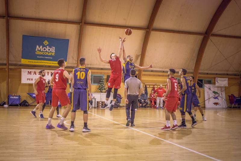 La Santa Croce Basket Olbia ottiene un