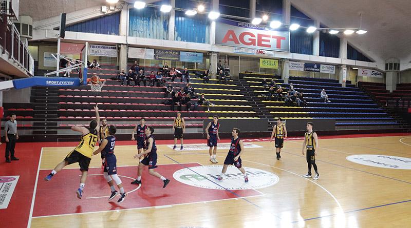 Ottimo successo casalingo per l'Intech Basket Giallonero che supera 77-72 il Salus Bologna