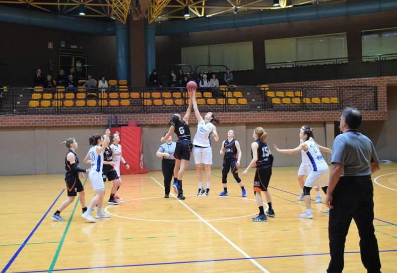 La SGT Omnia Costruzioni cade nuovamente per mano del Basket Montecchio Maggiore