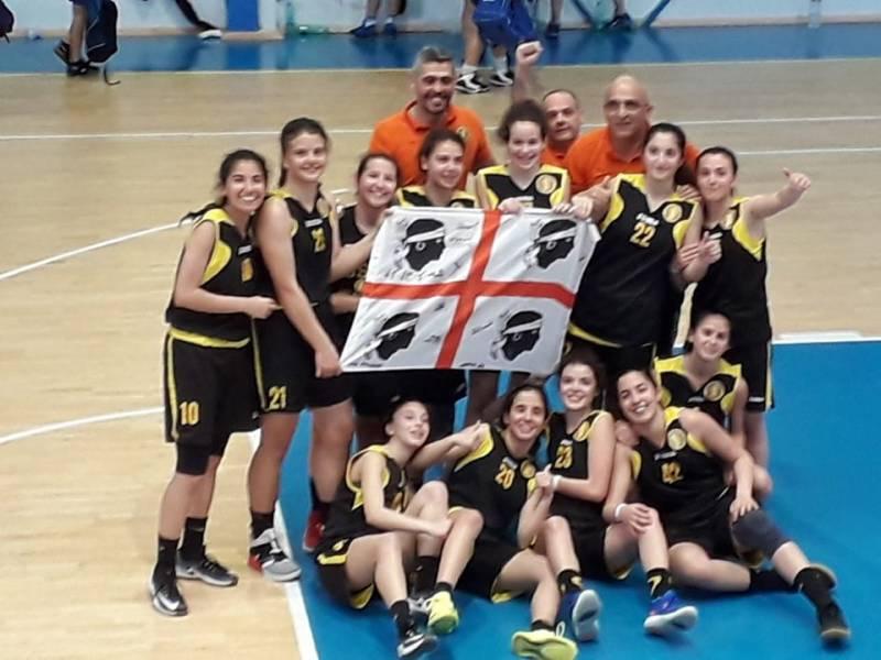 Il San Salvatore si laurea campione regionale Under 16