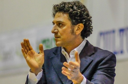 Antonello Restivo è il nuovo coach del San Salvatore