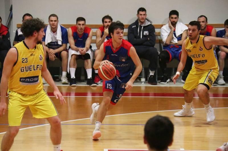 Comoda vittoria del Bologna Basket 2016 con Guelfo e primo posto