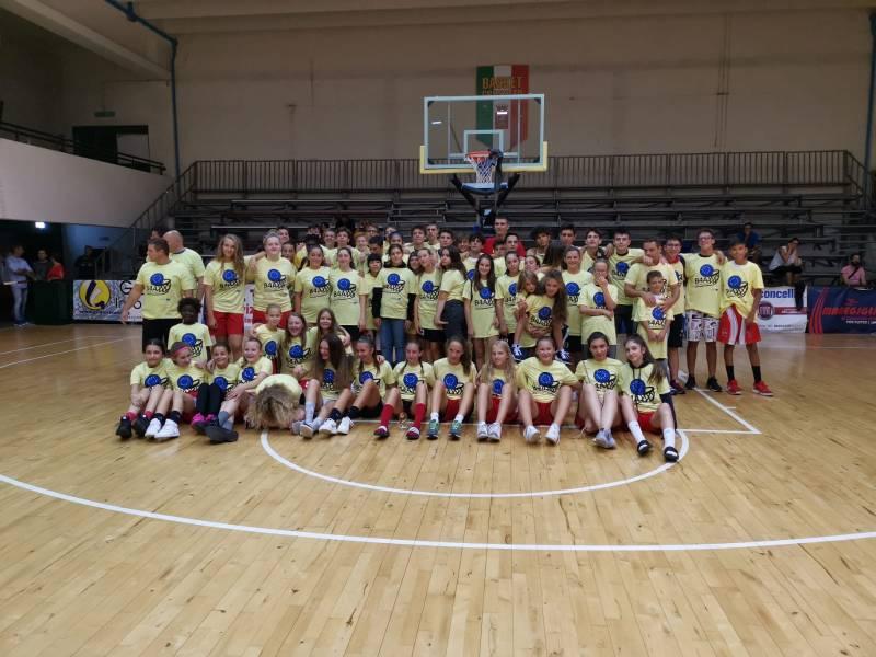 Concluso con il torneo organizzato dalla Gea il progetto Basket 4 all Erasmus + sport project