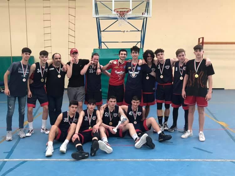 Under 18 vince la Coppa Lazio, Under 15 in finale regionale