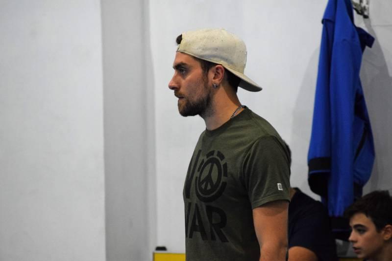 Hippo Basket Salerno, staff tecnico del Settore Giovanile di prim'ordine con Valerio Russo