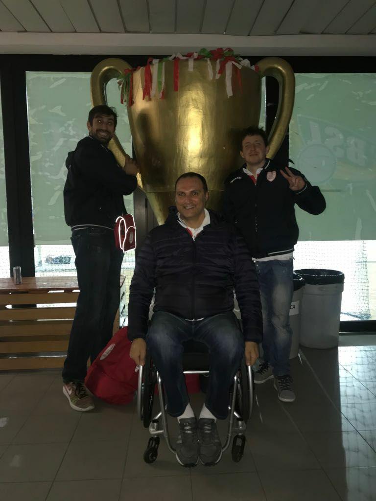 BIC Genova vince a Bologna