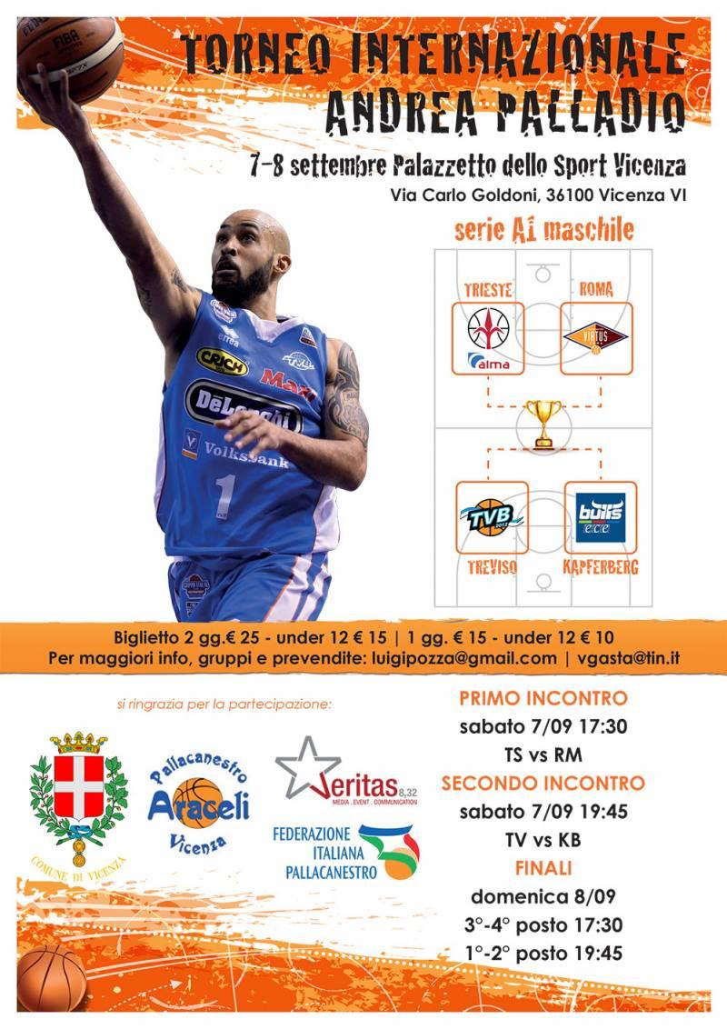 Il 7 e 8 settembre a Vicenza De