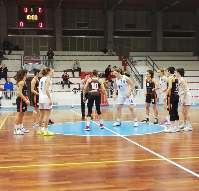L'Interclub trionfa sulla Pallacanestro Treviso