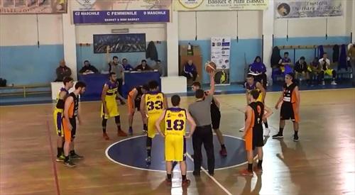 Il Castanea Basket ottiene il primo successo esterno a Caltanissetta