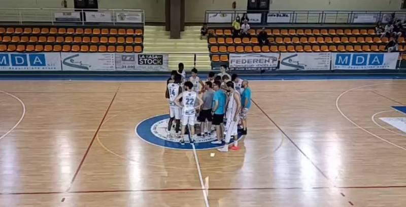 Finisce ai quarti l'avventura della Basket Isernia in questa C Silver Abruzzo - Marche - Molise