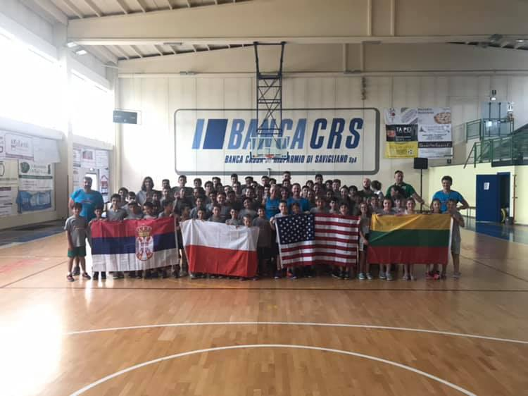International Camp: un vero SPETTACOLO!