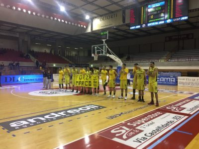 Bergamo esce sconfitta dall'UBI Banca Sport Center