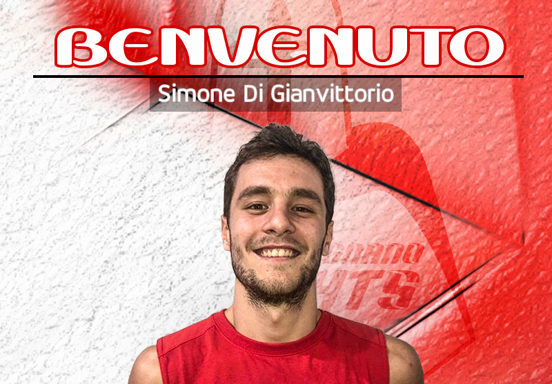 Il playmaker dei Knights per la stagione 2019/2020 sarà Simone Di Gianvittorio
