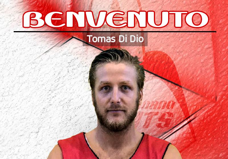 Tomas Di Dio sarà un Knights per la stagione 2019/2020