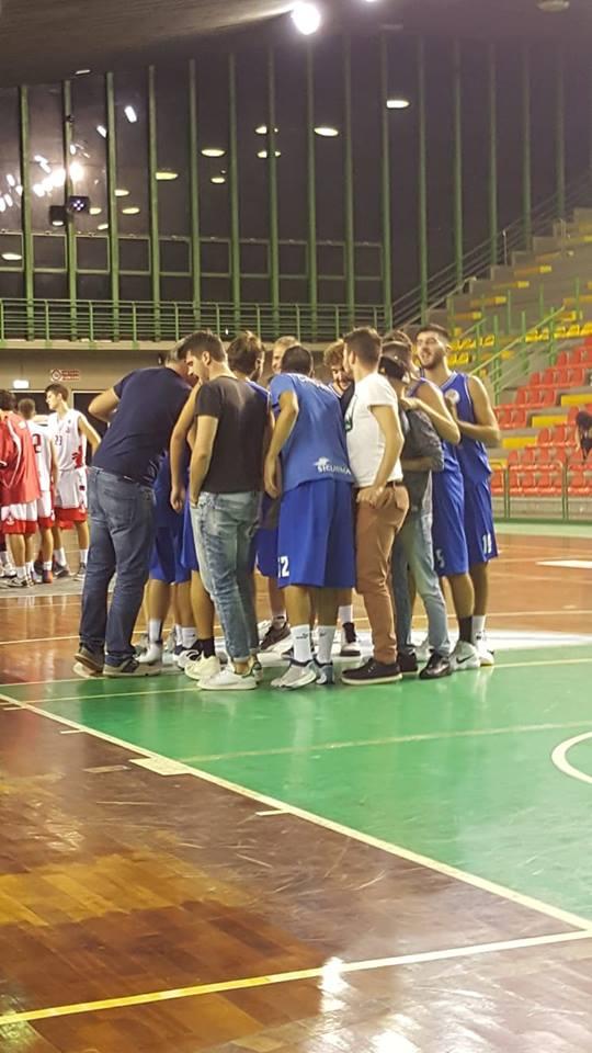 La Fides Pallacanestro Livorno concede il bis: contro Lucca arriva la prima vittoria esterna