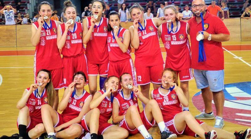 L'Under 18 femminile Casarsa vince la coppa FVG