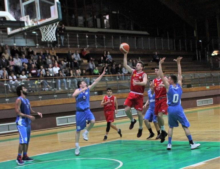 Gara #1 di semifinale al Basket Loano