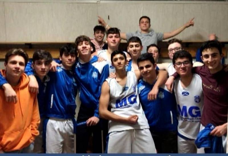 MG Libertas U16, final four regionali con largo anticipo