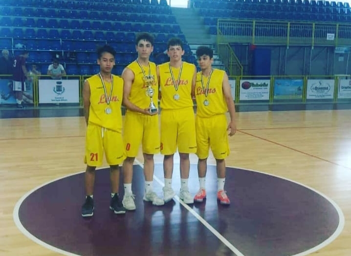 I Lions Messina Campioni regionali 2018-19 U16 maschile 3c3 FIBA