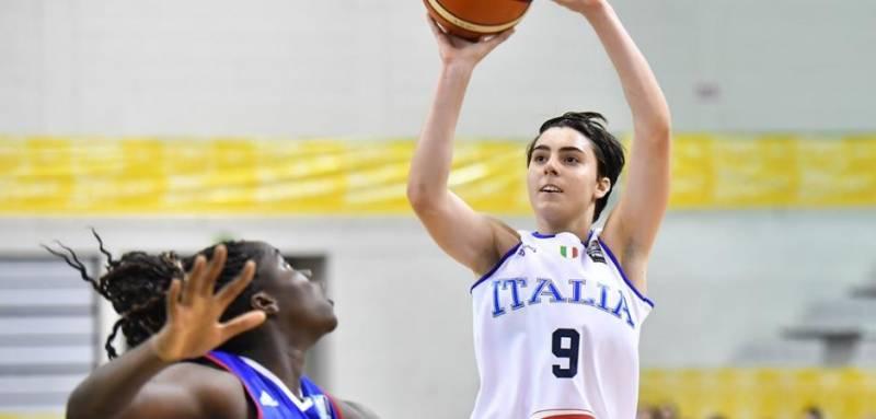 Una campionessa del mondo per il Fila: Giulia Ciavarella è il primo rinforzo delle Lupe 2019/20