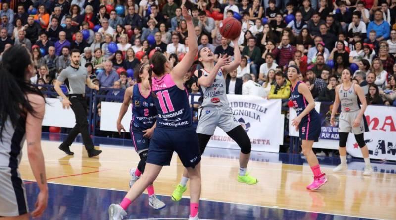 Magnolia, contro Bologna una prova di gran cuore: ma il cammino si ferma in semifinale