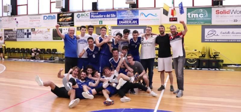Marcon campione provinciale 2018-19