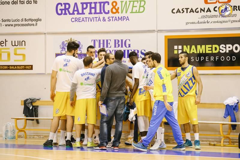 Bellizzi fa visita alla Megaride Basket Napoli