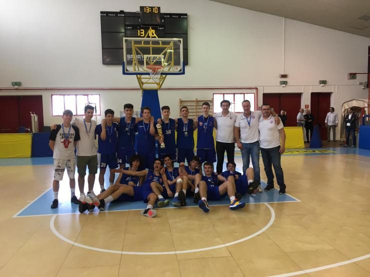Mogliano vince il Trofeo Veneto Gold 2018-19