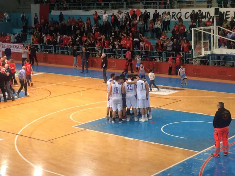 Molfetta, spareggio promozione in gara unica a Bisceglie contro New Basket Mola