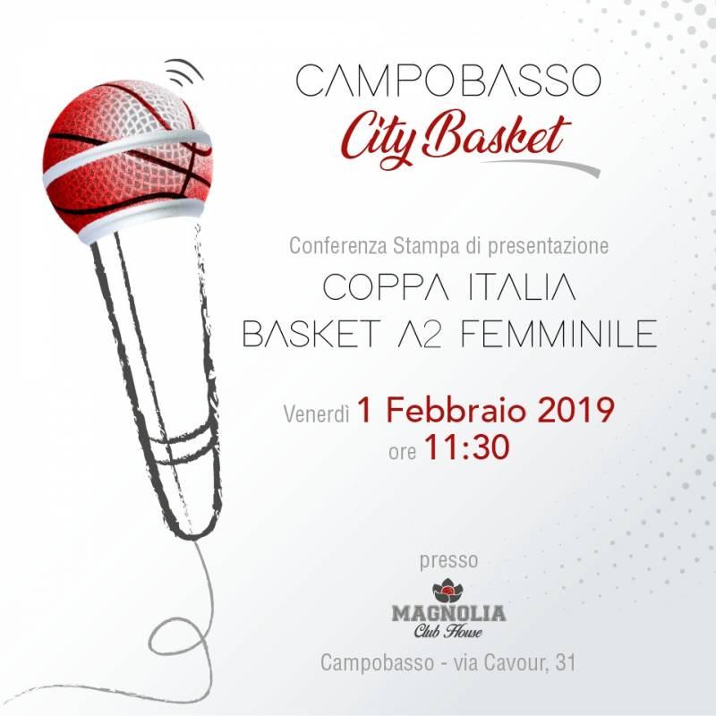 Coppa Italia, venerdì la presentazione del logo e delle iniziative