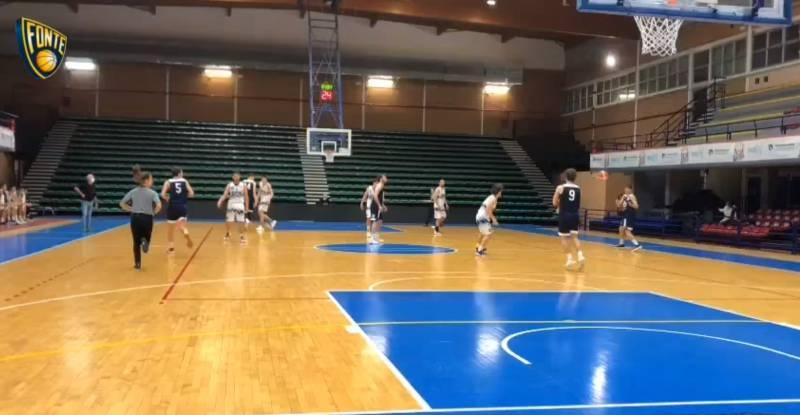Continua anche a Latina la striscia positiva del Fonte Roma Basket