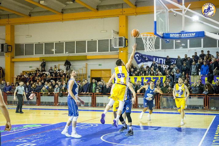 Altra sfida ad alta quota: Bellizzi fa visita alla New Basket Agropoli