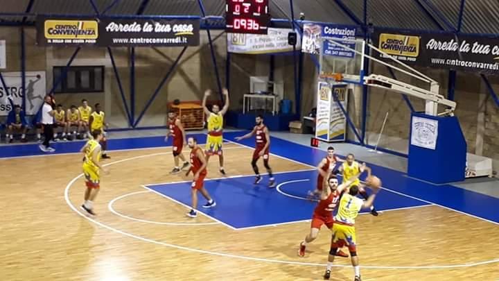 Nuova Pallacanestro Messina Cocuzza, rotondo successo sull'Olympia Canicattì per 83-51