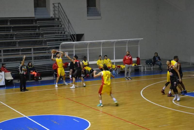 Sicily Express Courier NPM, vittoria sudata contro Paternò