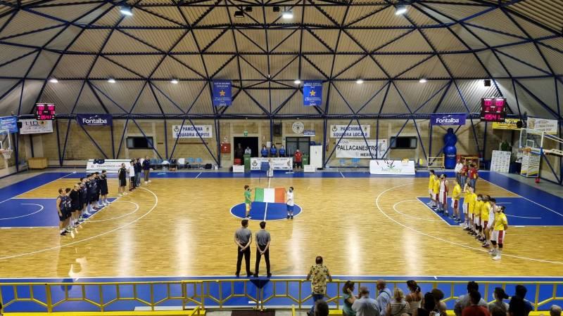 JustMary Messina Cocuzza pronta per gara 2 contro l'Esperia Cagliari