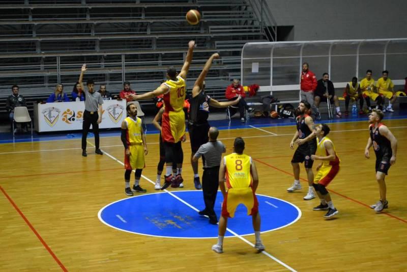 Sicily Express Courier NP Messina, vittoria del cuore dopo un tempo supplementare contro Gela