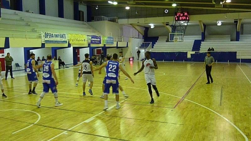 Torna alla vittoria il New Caserta Basket contro la Diesel Tecnica Sala Consilina