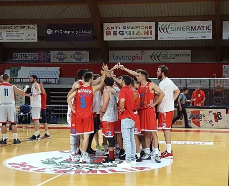 Sinermatic Ozzano in finale al Bonny, battuta il Bologna Basket; ora c'è Soresina.