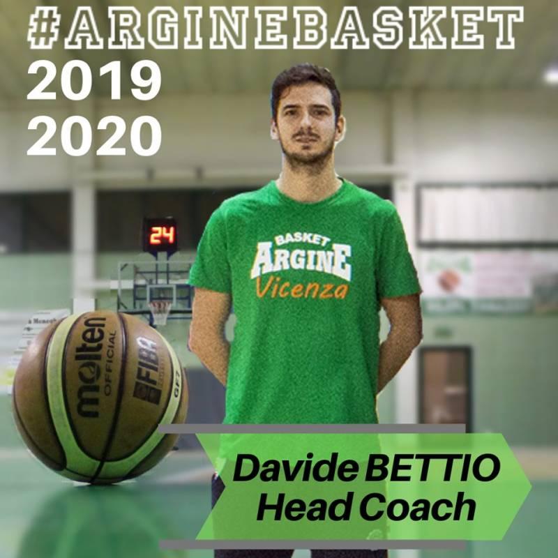 Davide Bettio al timone della SERIE D green!!
