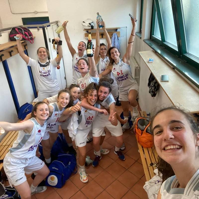 Olimpia Pesaro supera Forlì e conquista la salvezza